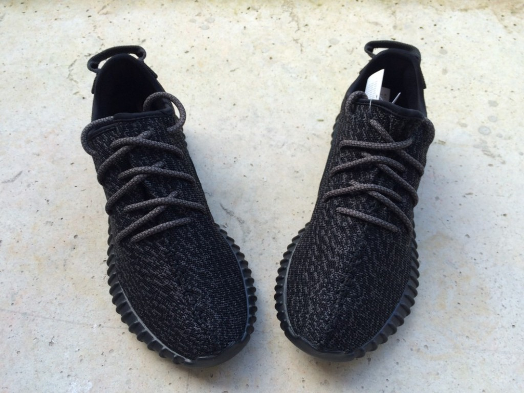 Adidas yeezy boost 350 pirate black for Interieur yeezy