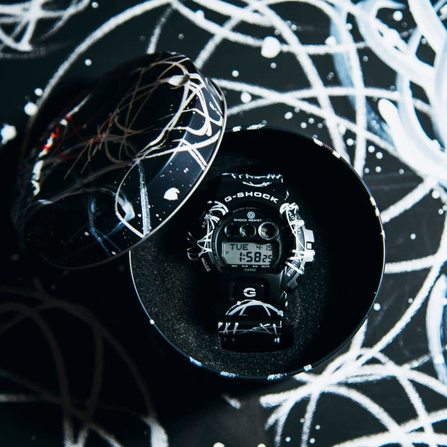 G-Shock x Futura 2
