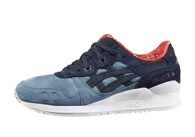 asics gel lyte III christmas pack