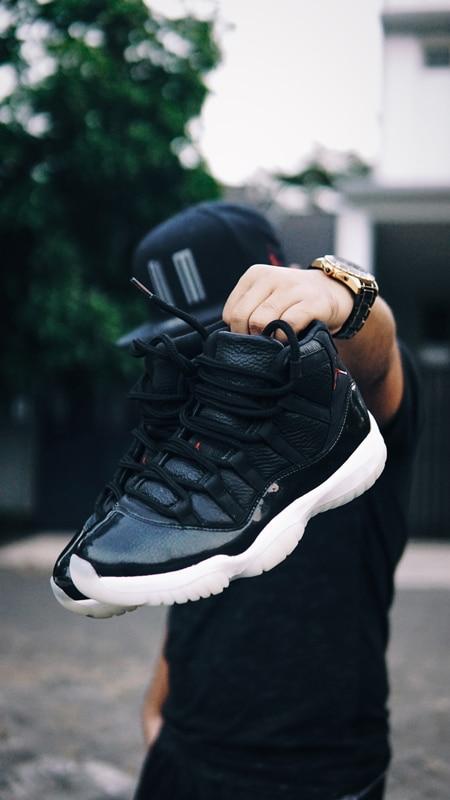 La définition de l'expression SneakerHead. 4