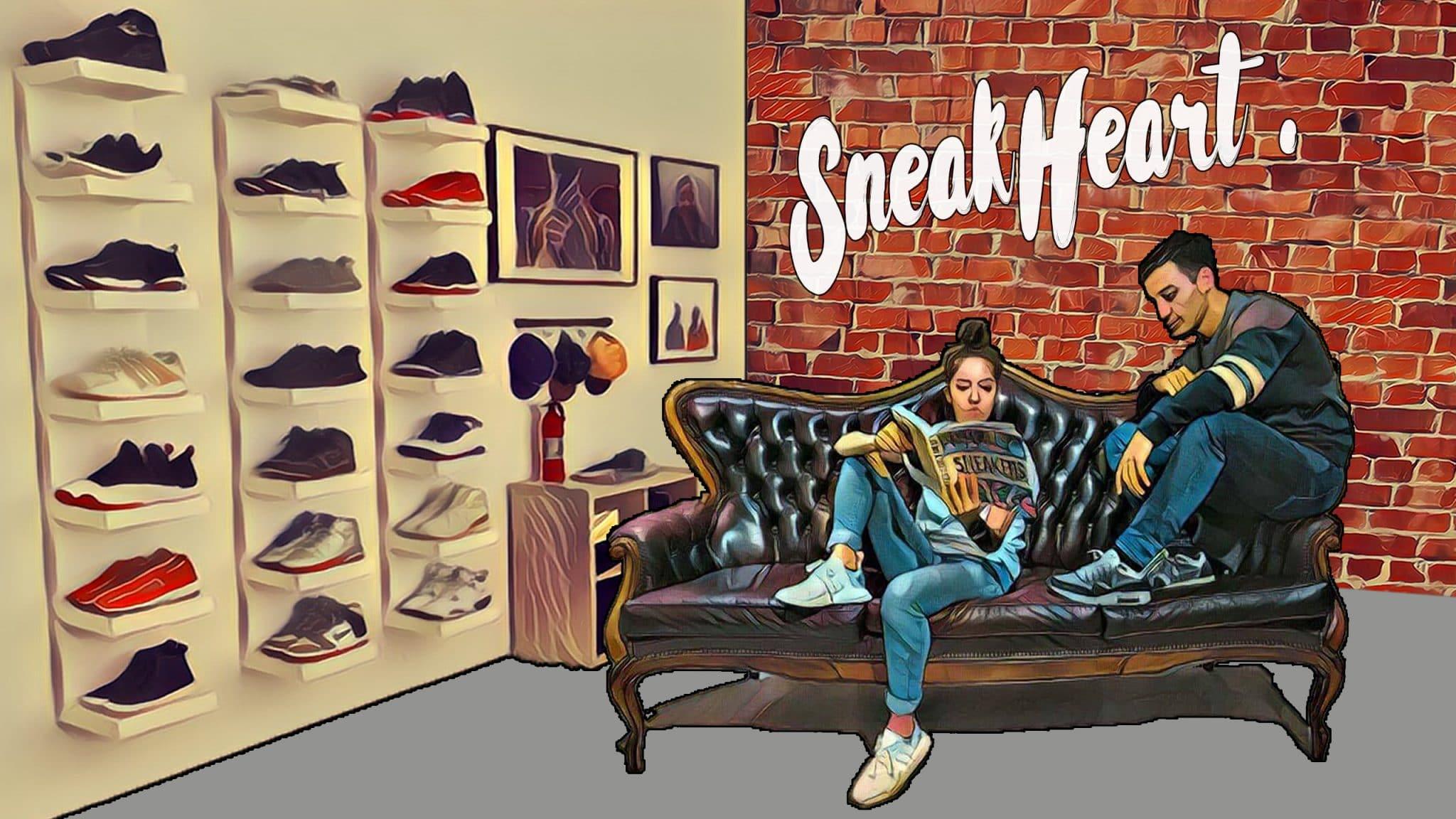 La rubrique SneakHeart