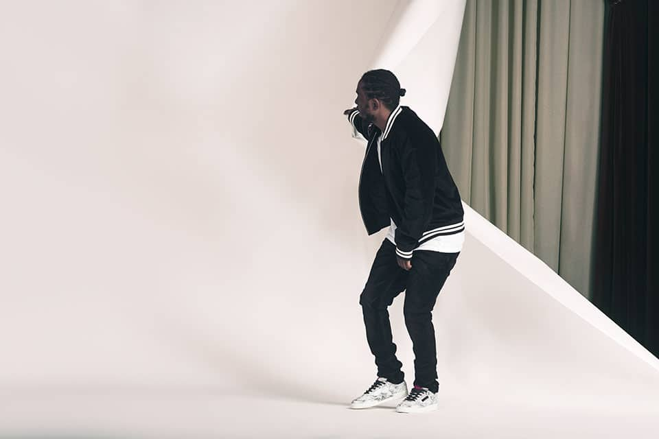 Rebook Club C x Kendrick Lamar