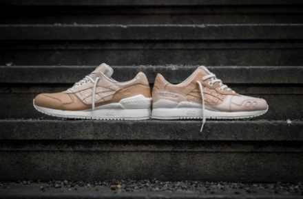 Asics Gel Lyte III Vegan Pack