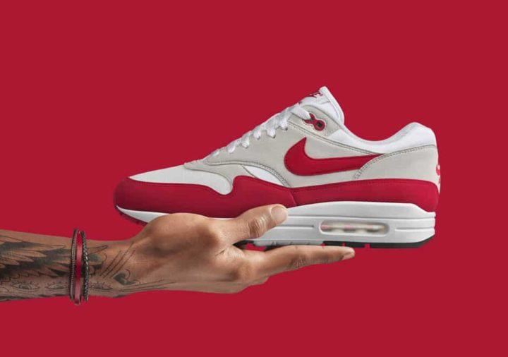 brand new 7781e 2ddc6 Rumeur : La Nike Air Max One OG Red, fait encore parler d'elle