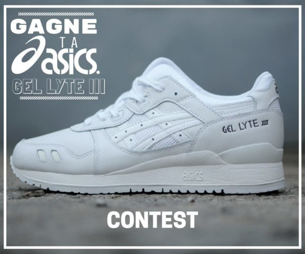 Jeu concours Sneakers
