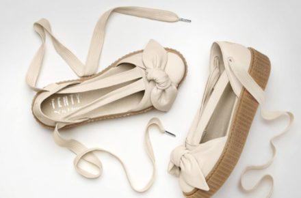 Puma Fenty Bow Creeper Sandal