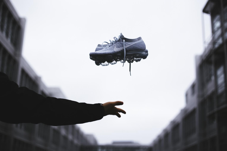 Nike VaporMax Pure Platinum