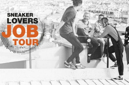 Sneaker Lovers Job Tour