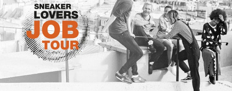 Sneaker Lovers Job Tour
