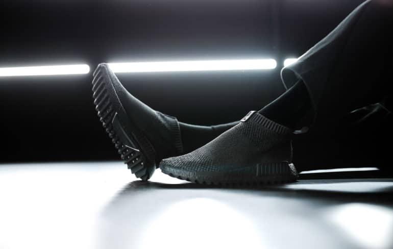 The Good Will Out x Adidas NMD Sock Ankoku Toshi Jutsu
