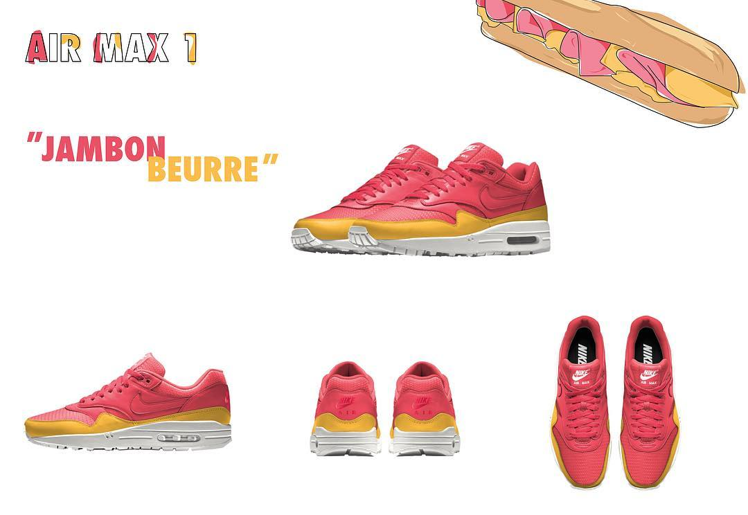 Nike Air Max One Jambon Beurre