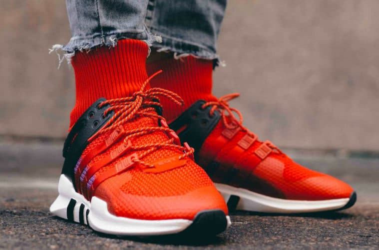 Adidas EQT Support ADV Winter Scarlet
