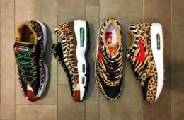 Atmos x Nike Air Max Animal Pack