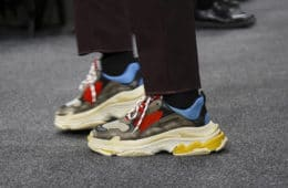 tendance dad shoes