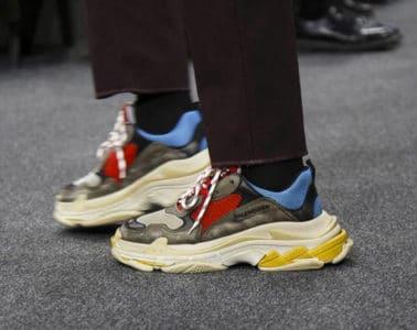 tendance dad shoes