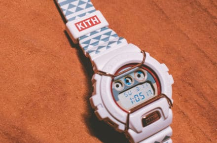 G-Shock x KITH