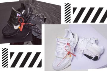 Nike Presto x Off White 2018