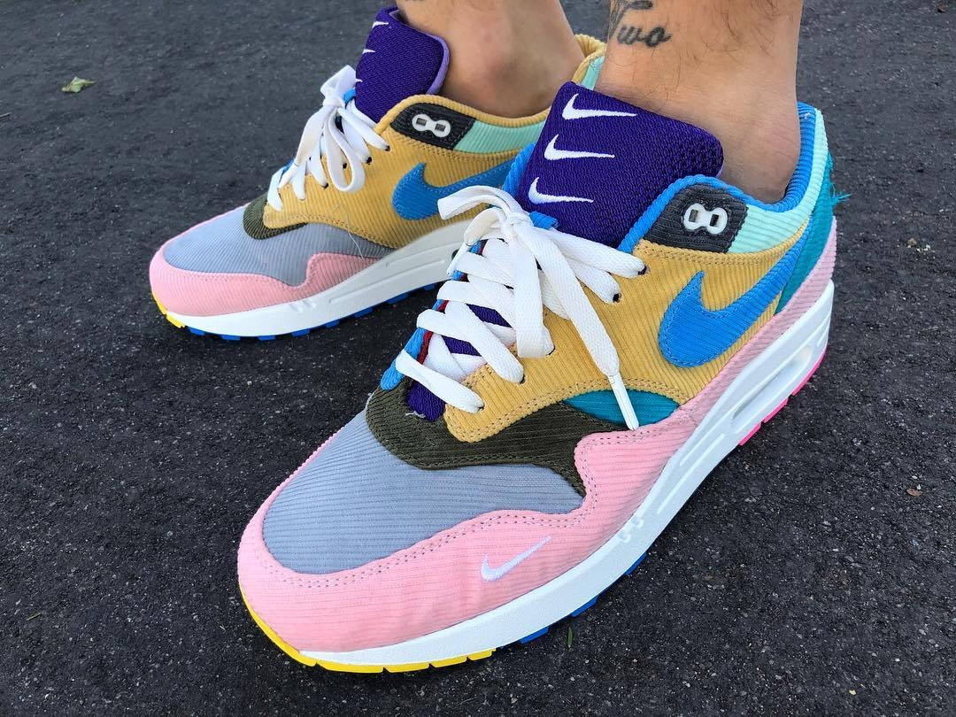 Bespoke Air Max One Sean Wotherspoon