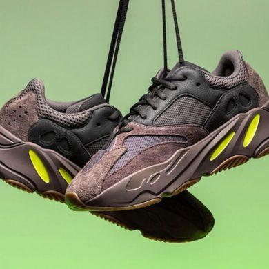 Adidas Yeezy Boost 700 Mauve