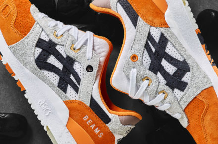 Afew Gel Lyte III Orange Koi