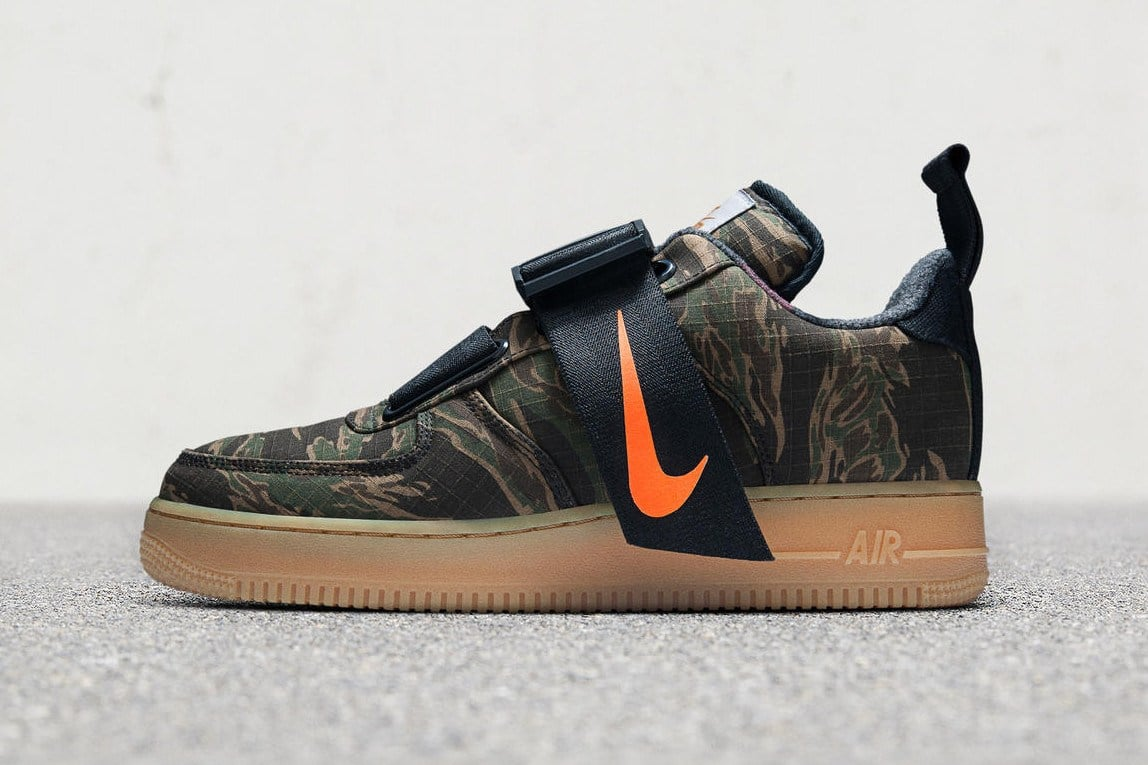 Les sneakers issues de la collaboration Nike x Carhartt WIP