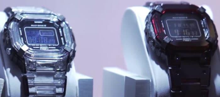 Anniversaire G-Shock