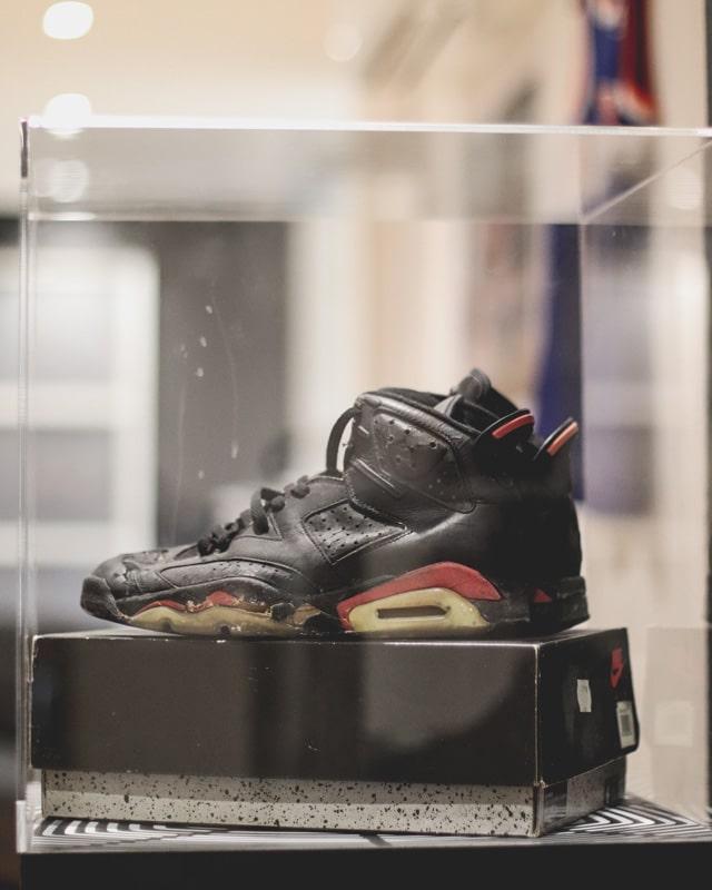 Air Jordan 6 Infrared, le retour d'une légende. 8