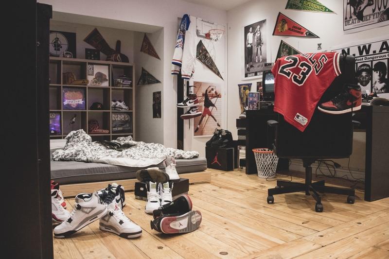 Air Jordan 6 Infrared, le retour d'une légende. 7