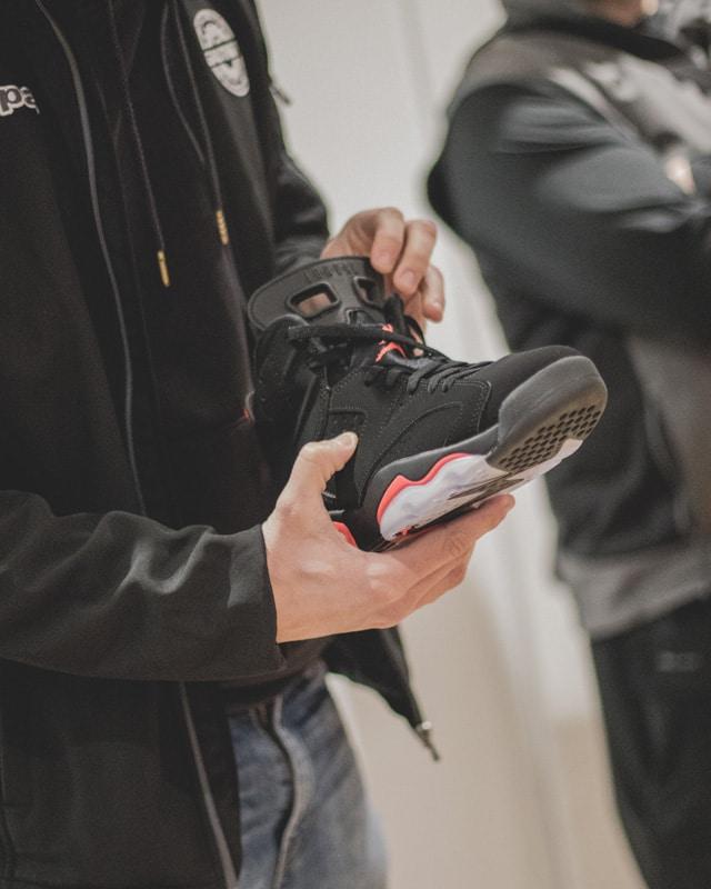 Air Jordan 6 Infrared, le retour d'une légende. 12