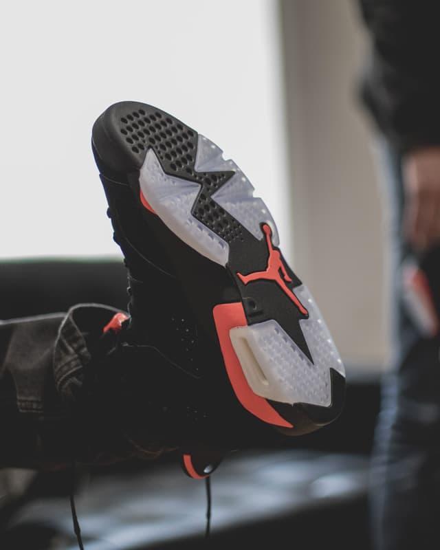 Air Jordan 6 Infrared, le retour d'une légende. 13