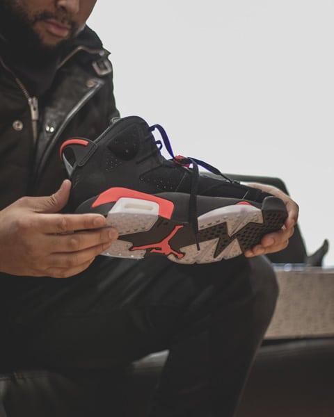 Air Jordan 6 Infrared, le retour d'une légende. 16