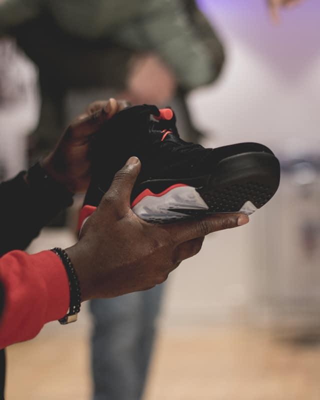 Air Jordan 6 Infrared, le retour d'une légende. 21