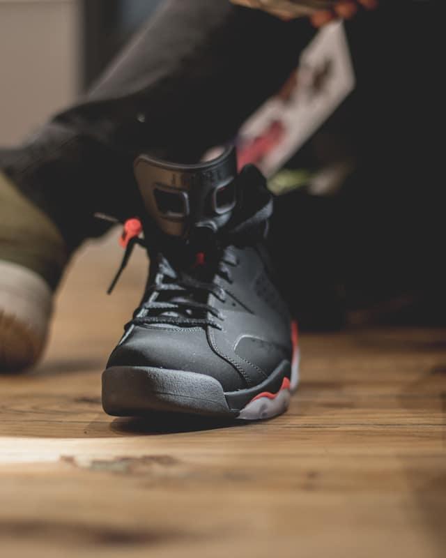 Air Jordan 6 Infrared, le retour d'une légende. 19