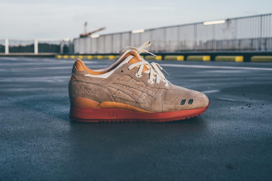 ASICS Gel Lyte 3 Packer Shoes Dirty Buck