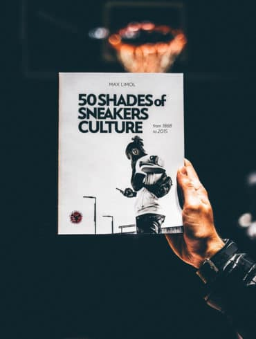 50 shades of sneakers culture Max Limol