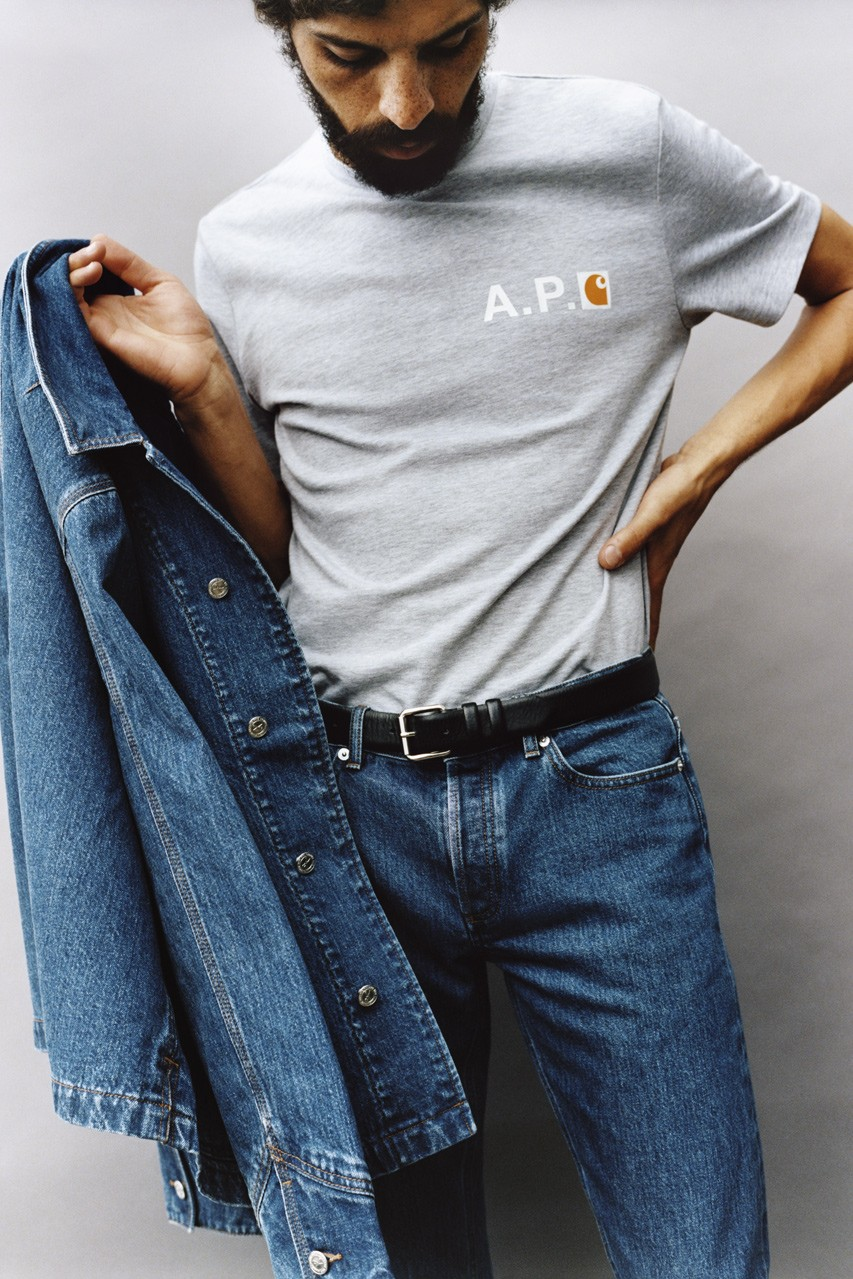 APC x Carhartt