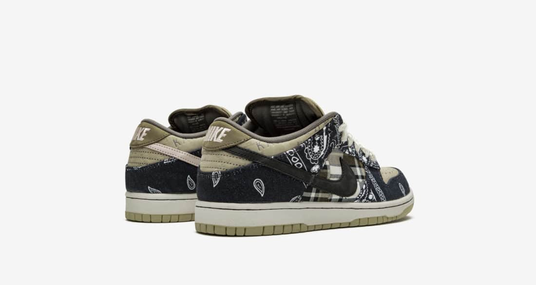 Baskets - Homme Nike SB Dunk Low TRD AR0778-001 Adulte